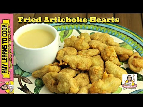 How to Make Fried Artichoke Hearts | Amy Learns to Cook