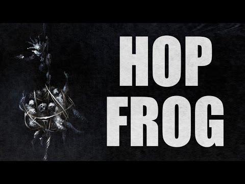HOP FROG Edgar Allan Poe | Halloween Scary Stories + Creepypastas | Classic Horror