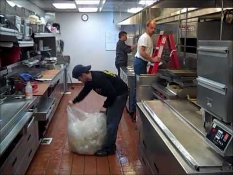 What Happens at a Kitchen Exhaust Cleaning