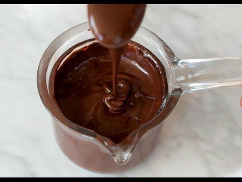 Chocolate Ganache Recipe - three versions!