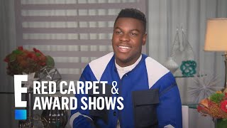 "John Boyega Tells All on Filming ""Star Wars: The Last Jedi"" 