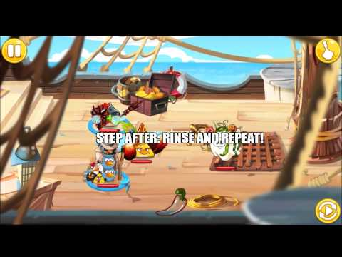 ANGRY BIRDS EPIC: Maelstrom battle no hacks
