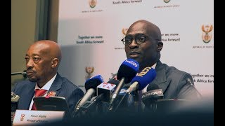 'The budget is above any individual': Gigaba on possible EFF boycott and cabinet reshuffle