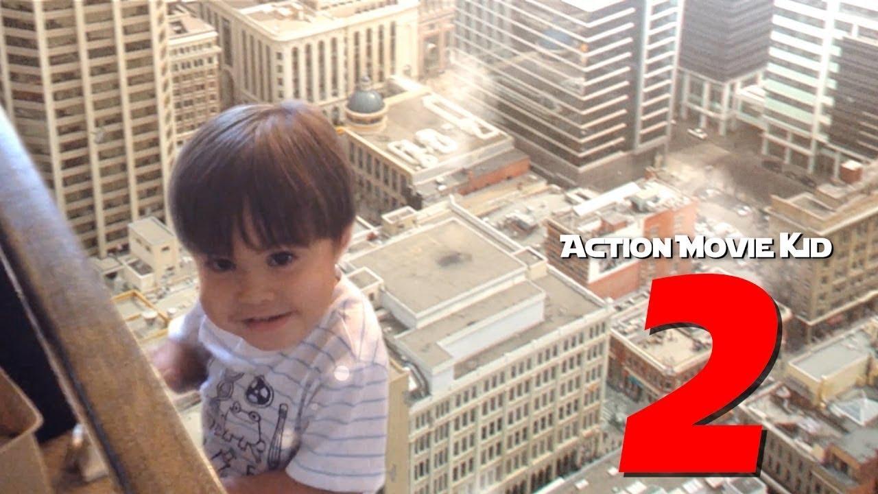 Action Movie Kid - Volume 02