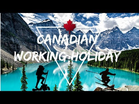 Working Holiday Canada PT2 -  The Banff Edition