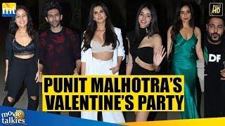 Kartik Aaryan, Ananya Panday, Tara Sutaria & Other Celebs @ Punit Malhotra