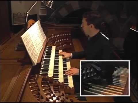 Nigel Potts - Sonata No. 1 by Guilmant