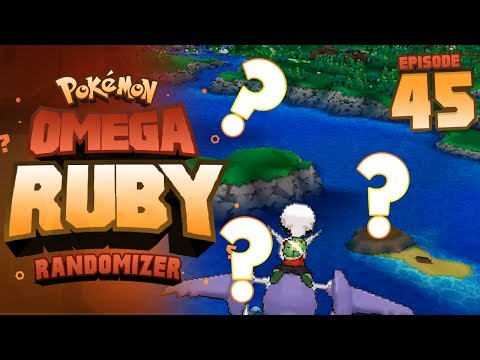 WHERE IS SKY PILLAR!? - Pokémon Omega Ruby & Alpha Sapphire RANDOMIZER Nuzlocke Episode 45!