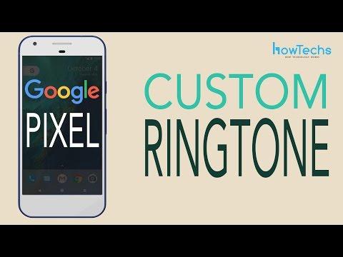 Google Pixel - How to Change Ringtone