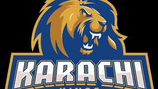 KARACHI KINGS SQUAD FOR PAKISTAN SUPER LEAGUE PSL 2017 2nd Edition