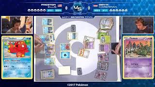 2017 Pokémon European International Championships: TCG Senior Finals