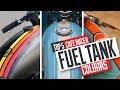 Top 5 Cafe Racer Fuel tank colours