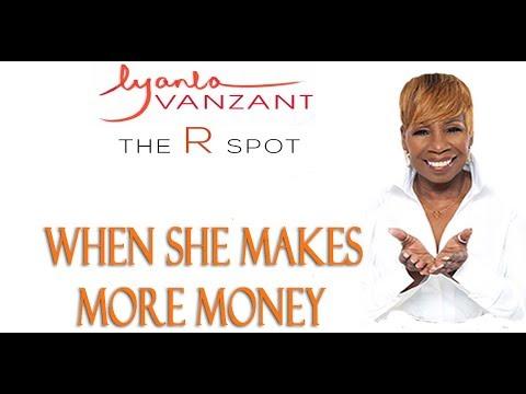 When She Makes More Money - The R Spot - Season 3 - Episode 4