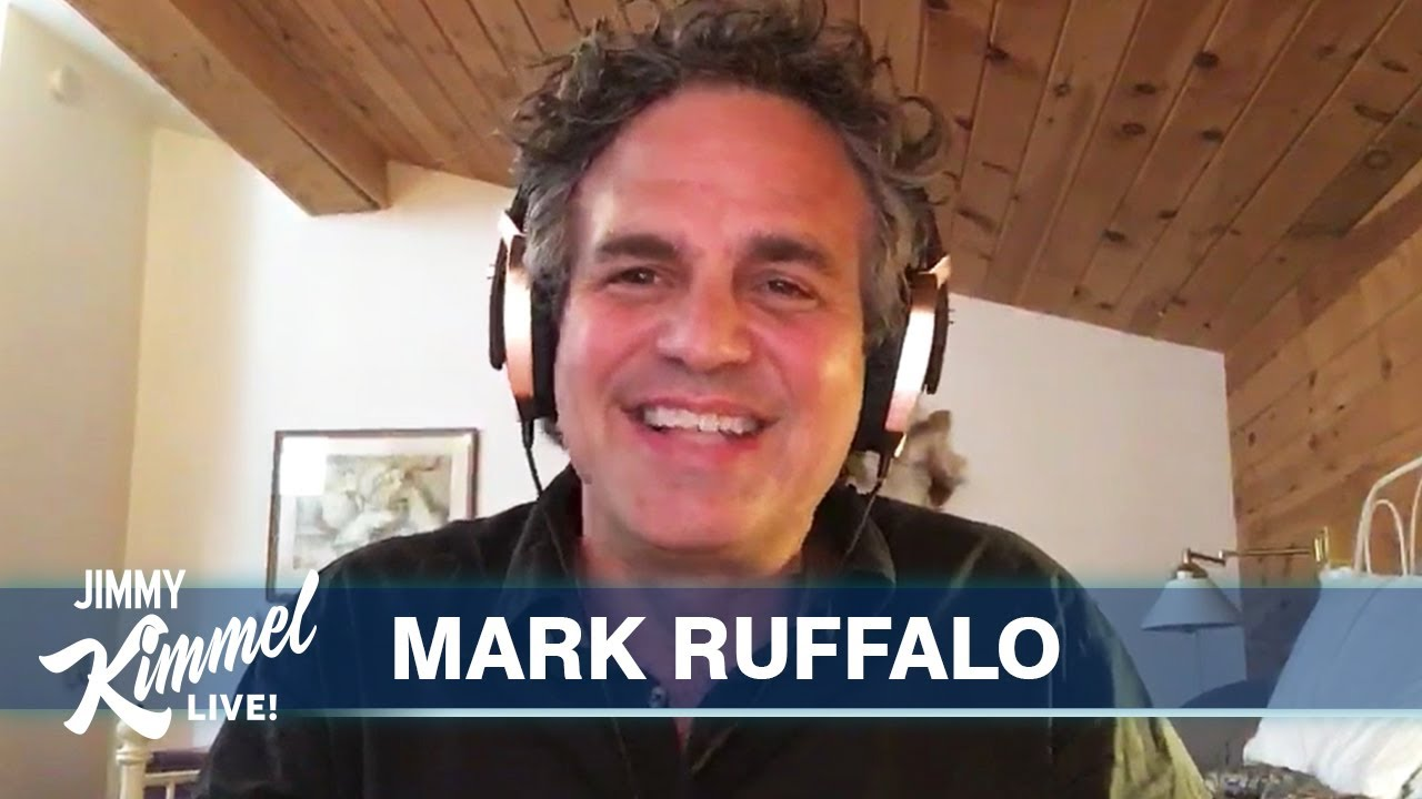 Mark Ruffalo on Terrible WiFi, Quarantine with Kids & Weight Gain for Mini-Series