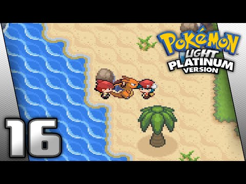 Pokémon Light Platinum - Episode 16: Lava Surf