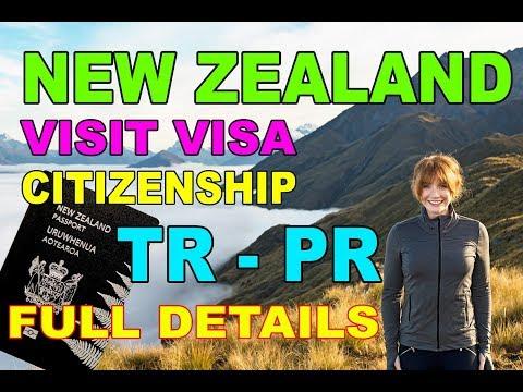 How To Apply New Zealand Visit Visa [Citizenship] [TR - PR] Urdu/Hindi 2018 Premier Visa Consultancy