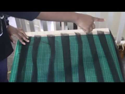 DIY (#1)    HOW TO MAKE A TULLE SKIRT (EASY)