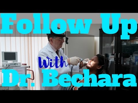 Michelle's Septoplasty Follow Up With Dr. Bechara