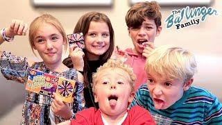 Bean Boozled Challenge w/ Hayley & Jacob ~ Gross Jelly Beans!!!