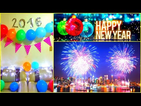 Vlog: New Year's Eve in the Philippines | Games,firecrackers and more