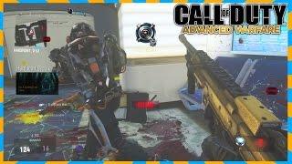 Call of Duty Advanced Warfare Multiplayer - The Great 40 Bomb Fail