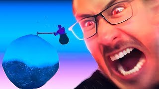 !! THIS VIDEO IS NOTHING BUT PAIN !! | Getting Over It - Part 7