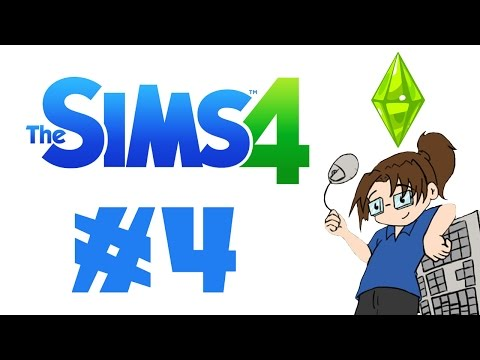 Let's Play Sims 4 - Part 4: Making Up!