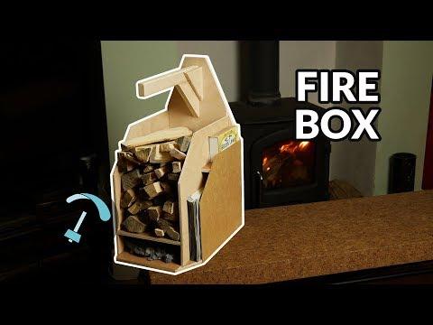 Building a Fire starting box - BANDARRA