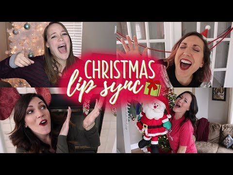 Santa Claus is Coming to Town - Mariah Carey Christmas LIP SYNC