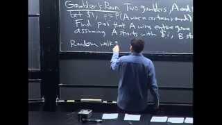 Lecture 7: Gambler's Ruin and Random Variables   Statistics 110
