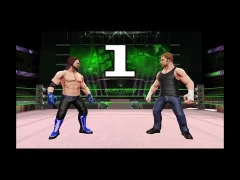 WWE Mayhem restarting part 2