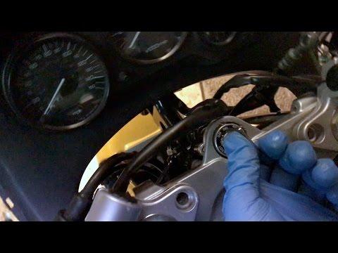 Suzuki Katana Motorcycle Ignition fix - part 2.