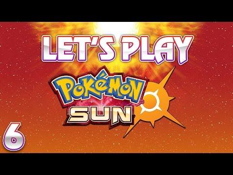 UMBREON, JOLTEON, & MORE TRIALS - Pokemon Sun [Stream #6]