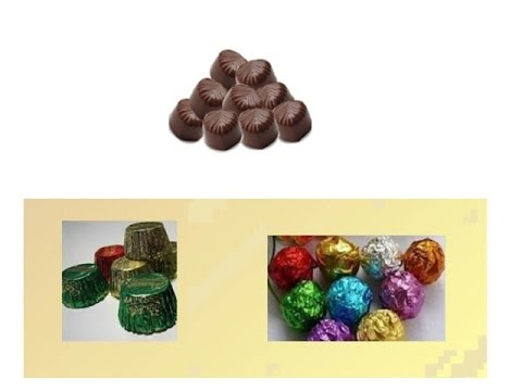 Easy Chocolate making at home in Tamil