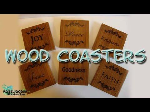 How To Make Wood Coasters