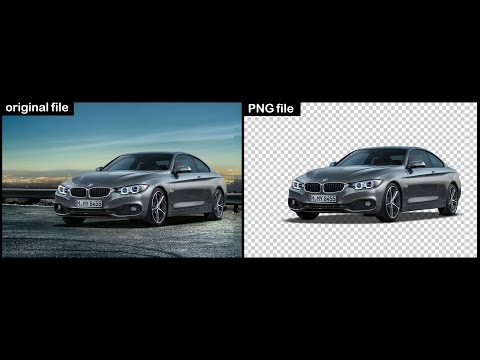 How to make JPG to PNG in Photoshop CC Tutorials