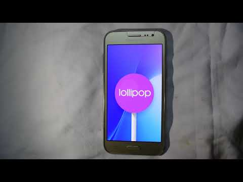 how to check samsung j2 android version