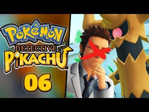 ONE OF US IS THE CULPRIT.. WHO DID IT?! - Pokémon: Detective Pikachu (Part 6)