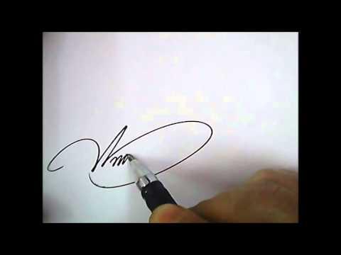 Custom Signature!