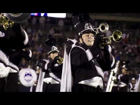 UConn vs Holy Cross Halftime (8/31/17) - UCMB Fusion Symphony Part 1