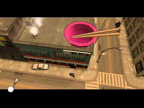 Grand Theft Auto IOS Gameplay #1: Chinatown Wars