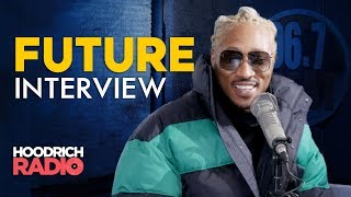 Download Future Talks New Music, Meaning of THE WIZRD, Superbowl Predictions, What To Do In Atlanta, & More!