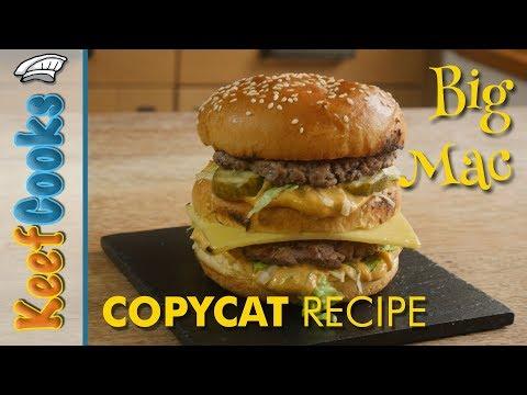 Big Mac Copycat Recipe | Make Your Own Big Mac