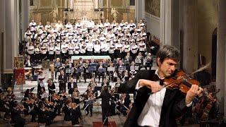 Pitchaikovsky Concerto Per Violino E Orch  Vlandrea Bordonali Ars Cantus Live