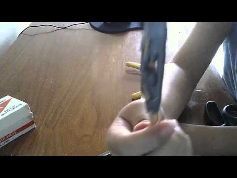 how to make a toothpick crossbow part 2