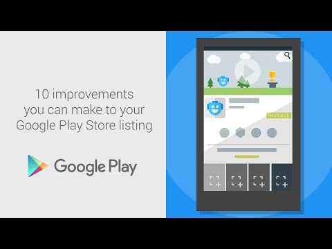 10 improvements you can make to your Google Play store listing