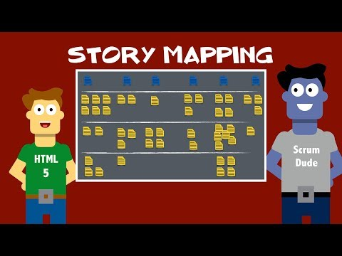 AGILE: USER STORY MAPPING... AN INTRODUCTION