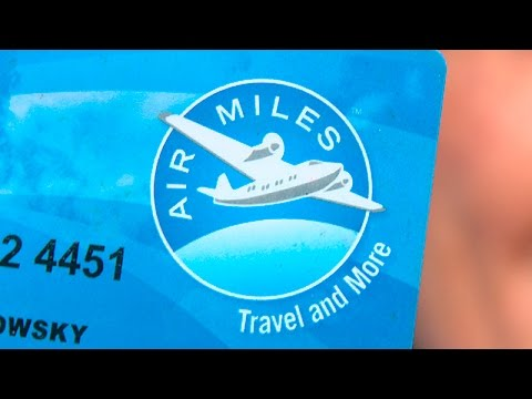 Air Miles Update: Using Air Miles to rent a car (CBC Marketplace)