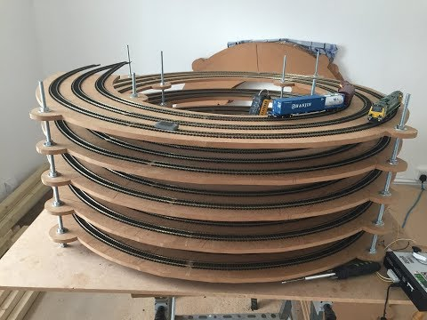 Awesome How To Build A Model Railroad Helix Wiring Database Rimengelartorg