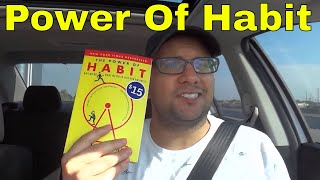 The Power Of Habit By Charles Duhigg-Book Review